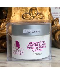 Ageless Medical Advanced Wrinkle and Brightening Cream - Arbutase 6%