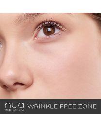NUA Medical Spa Wrinkle Free Zone