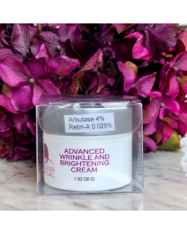 Ageless Medical Advanced Wrinkle and Brightening Cream - Arbutase 4%, Retin-A 0.025%