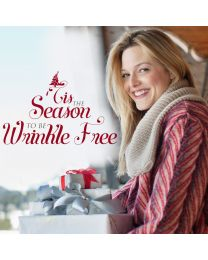 Tis the Season to be Wrinkle Free